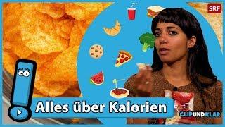 Was sind Kalorien und wofür brauche ich sie? | Clip und klar! – Dein Erklärvideo