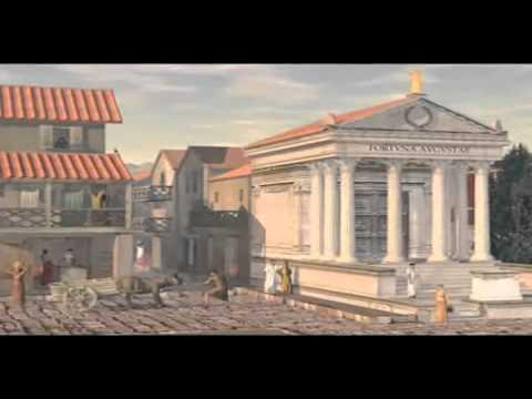 Ricostruzione virtuale in 3d di una casa romana virtual for Costruire una casa virtuale online