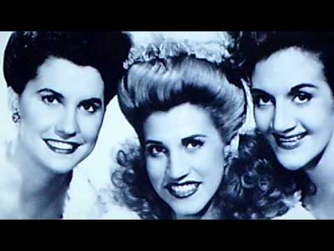 """Andrews Sisters, W./Guy Lombardo And His Royal Canadians:  """"Johnny Fedora""""  (1945)"""