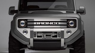 2018 Ford Bronco Price And Release Date