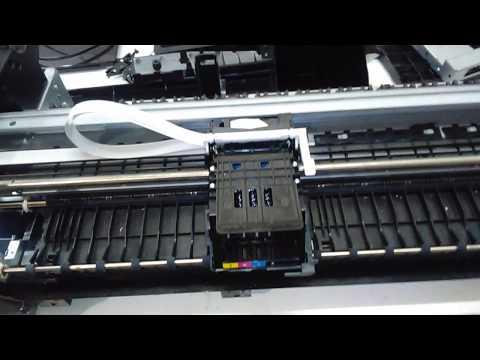 Reparación de Plotter hp T120 - T520