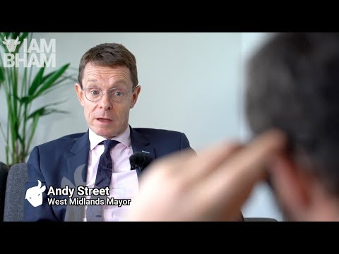 Andy Street on Jaguar Land Rover job losses and No Deal Brexit