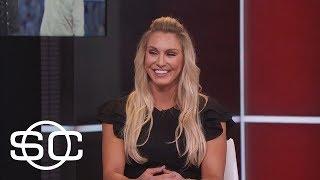 Video Charlotte Flair talks '30 for 30: Nature Boy' on her father Ric Flair   SportsCenter   ESPN download MP3, 3GP, MP4, WEBM, AVI, FLV November 2017