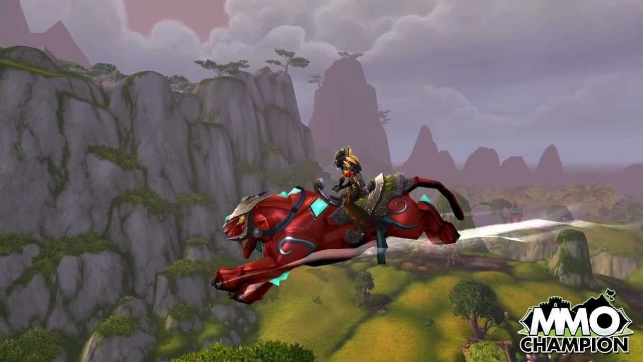 Mounts - Mists of Pandaria - MMO-Champion