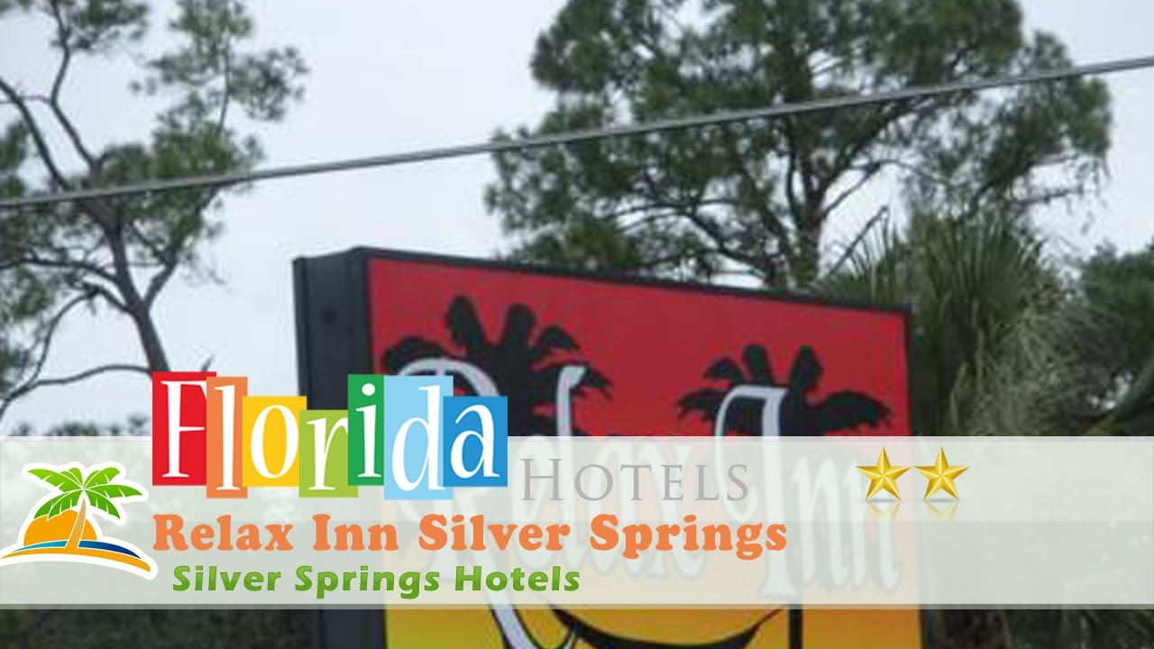 Relax Inn Silver Springs Hotels Florida