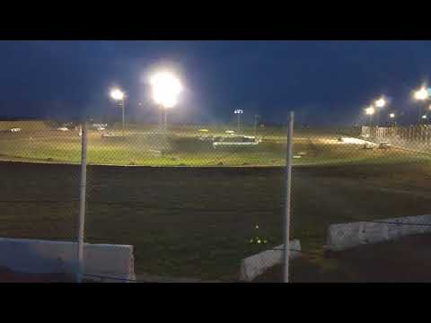I-76 Speedway - Hobby Stocks Heat Race, 7/3/18