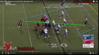 RSP Boiler Room No.  113 QB Mike White (Western Kentucky)