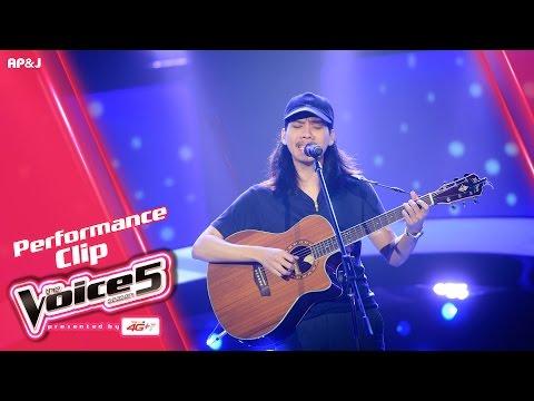 The Voice Thailand - เวิลด์ นพรุจ - คำสุดท้าย - 25 Sep 2016