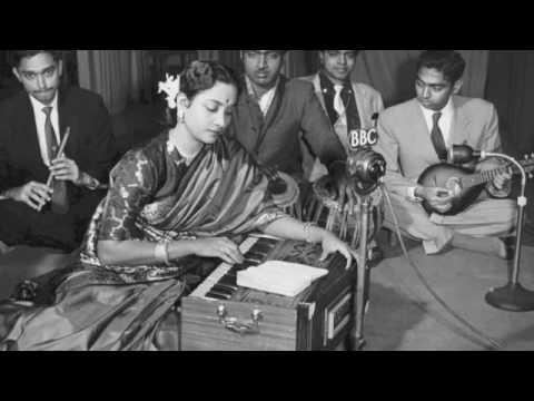 Geeta Dutt, Meena Kapoor : Maine baalam se : Film - Aadhi Raat (1950)