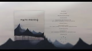 HATE PRIEST - SELF-TITLED [OFFICIAL ALBUM STREAM] (2019) SW EXCLUSIVE