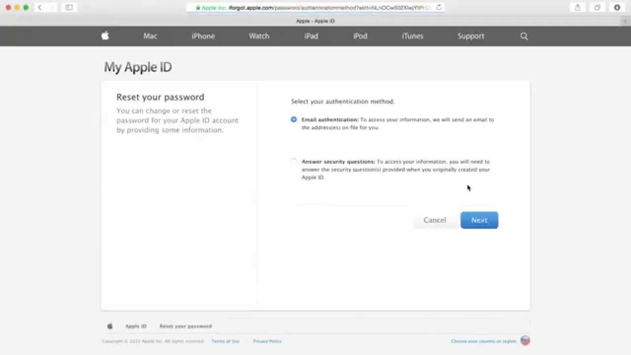 reset iphone without apple id password how to reset icloud password on iphone 6 howsto co 883