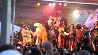 George Clinton - Flashlight (snippet) - 2012 Smithsonian Folklife Festival