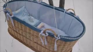 видео Балдахин на детскую кроватку – уютная сказка для малыша