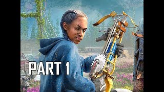 FAR CRY NEW DAWN Walkthrough Part 1 - Intro & Twins (Let