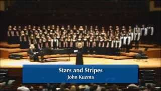 Roanoke Valley Children&#39s Choir (C Choir) - Stars and Stripes