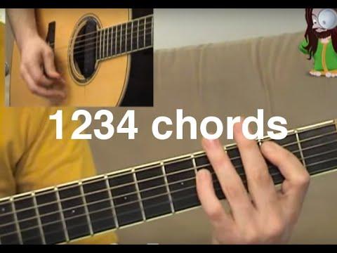 1234 Chords - YouTube