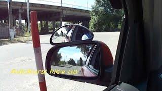 Смотреть видео Как почувствовать габариты машины?