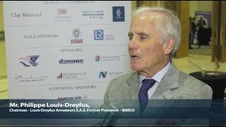 2018 8th Annual Operational Excellence in Shipping - Philippe Louis-Dreyfus Interview