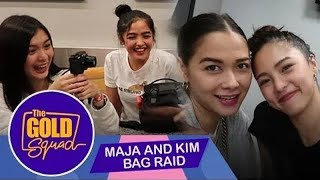 BINAG RAID SI ATE KIM AND ATE MAJA SA AMERIKA NG FRANDREA | The Gold Squad thumbnail