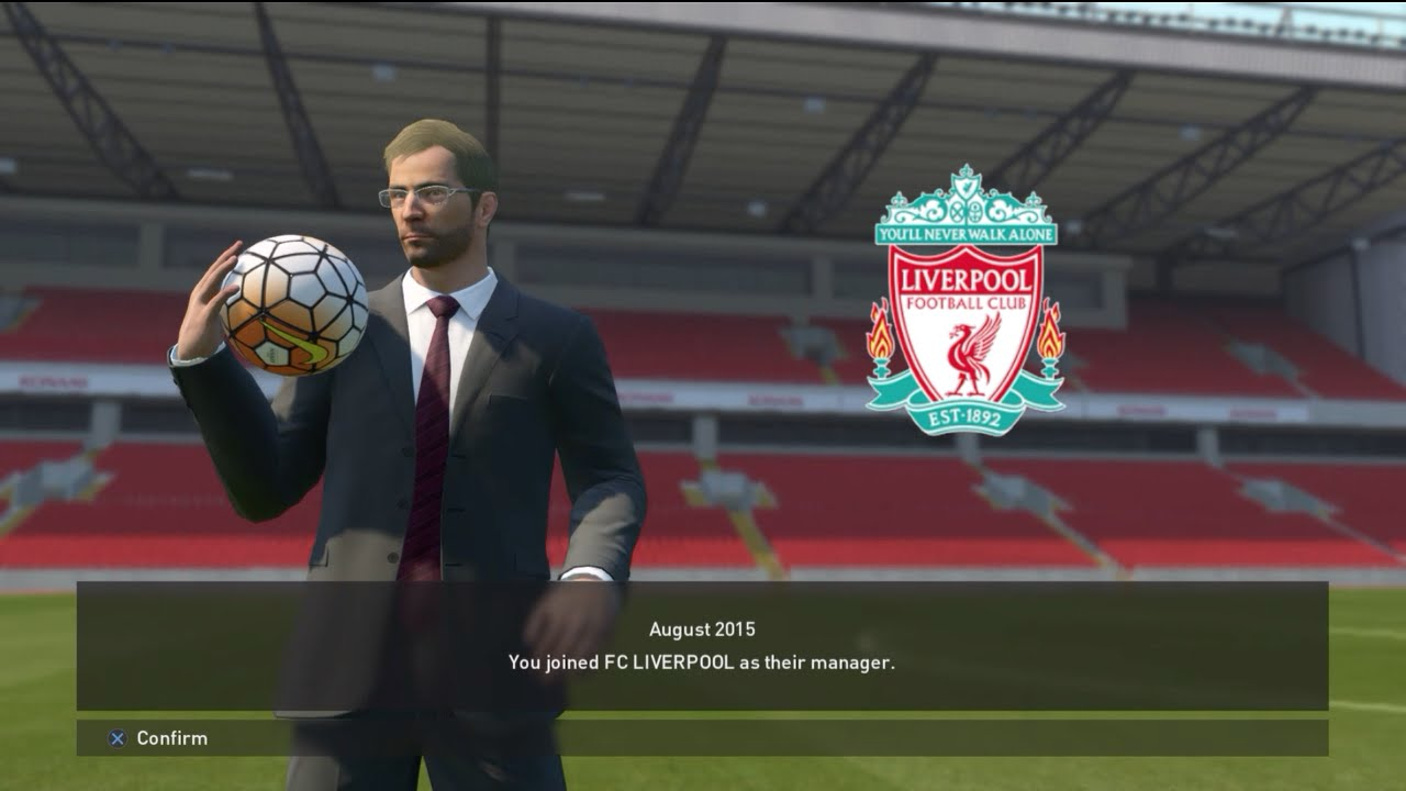 Image result for pes 2017 coach jurgen klopp