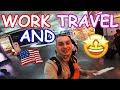 Gambar cover МЕЧТЫ СБЫВАЮТЬСЯ, Я ЛЕЧУ В США! Work and Travel USA 2021/ New York, встречай!