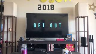 Will Smith's Credits Rap for GET OUT