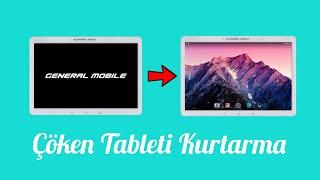 E Tab5 - Çöken Tableti Kurtarma - Güncel Yöntem ( Kesin Çözüm )
