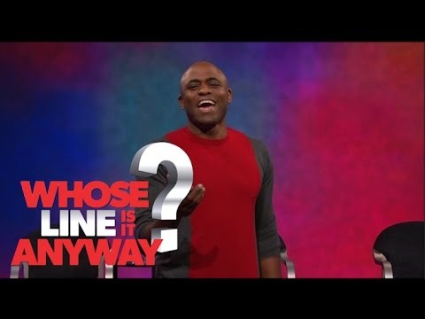 'Nature's Chocolate' World's Worst Commercials - Whose Line Is It Anyway? US
