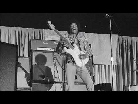 JIMI HENDRIX - Live in Seattle (1970) - Full Album