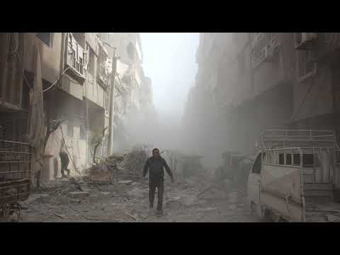 Syria Aid Worker: A Motionless World Is Watching Wholesale Slaughter