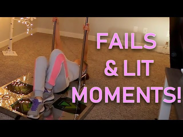 Holiday Fails/Lit Moments with Alinity!