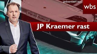 JP Kraemer rast mit 142 km/h innerorts - Trotzdem straflos? | Rechtsanwalt Christian Solmecke