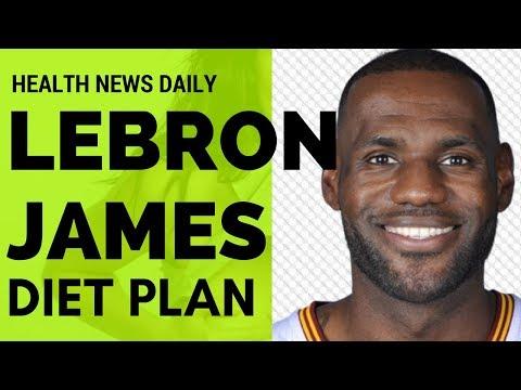 LEBRON JAMES Diet Secrets – Diet Plan | Basketball Player – Workout Routine