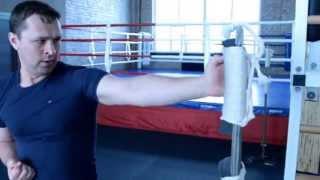 Основы рукопашного боя (Урок 1). Вячеслав Журавлев