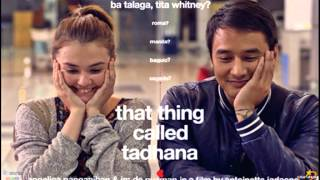 Where Do Broken Hearts Go (That Thing Called Tadhana) by Carlos Castano