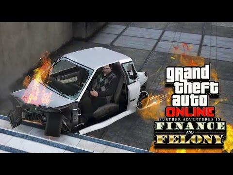 CEO CAR - GTA 5 Gameplay