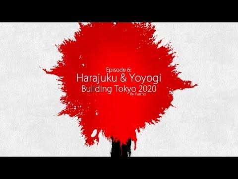 """Building Tokyo 2020"", Episode 6: Harajuku & Yoyogi - SimCity (2013) 【東京のシムシティ】"