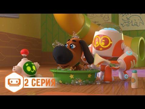 ПРЕМЬЕРА! - НИК-ИЗОБРЕТАТЕЛЬ - Портрет лучшего друга - Серия 02