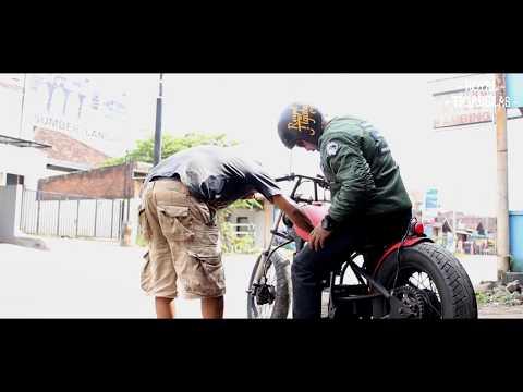 royal13. channel - Malang Kustom Culture #1 ( Carlos Kustom Motorcycle )