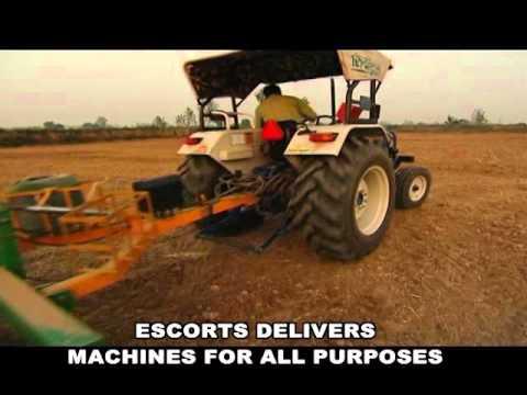 ESCORTS TRACTORS INTERNATIONAL OPERATIONS
