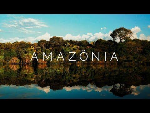 AMAZÔNIA - Viagem pela Floresta Amazônica, Brasil   4K Ultra HD