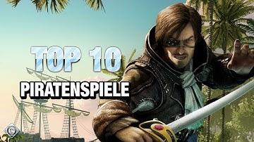 ARRRRR! Die BESTEN Piratenspiele! | Top 10