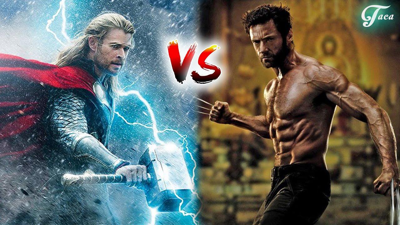 Liệu Búa Của Thor Có Thể Phá Hủy Xương Adamantium Của Wolverin Hay Không ?