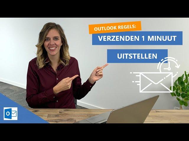 📤 Handige hack voor versturen foutloze e-mails📤 | Outlook Regels
