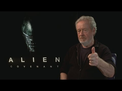 Ridley Scott's secret plans for the future of the Alien franchise