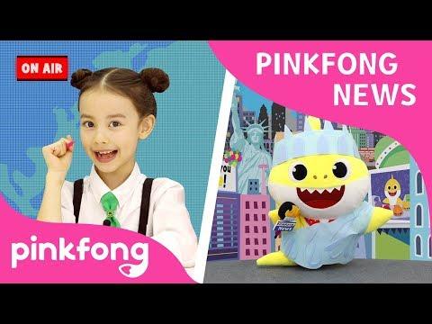 Pinkfong News 2018 | Show for Kids | Baby Shark | Pinkfong Songs for Children