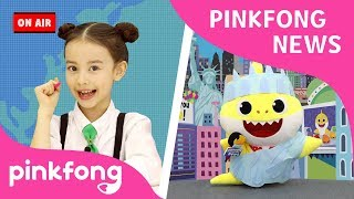 Pinkfong News 2018 | Show for Kids | Baby Shark | Pinkfong Songs for Children