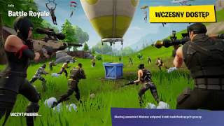 Fortnite Day with a life without a SKINOWIEC!!!