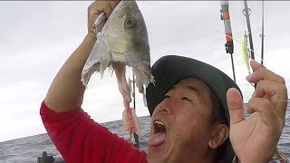 cooking fish heads