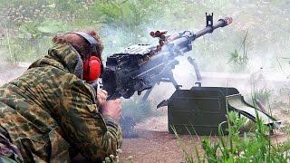Пулеметы Крупнокалиберные, ДШК, Утес, КОРД, Стрелковое оружие
